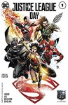 Justice League #1 - Justice League Day 2017 Special Edition (Justice League (2016-)) - Jim Lee, Geoff Johns