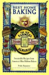 Best Home Baking: Irresistible Recipes from America's Blue Ribbon Bakers (Old Farmer's Almanac Home Library) - Polly Bannister