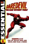 Essential Daredevil, Vol. 1 - Stan Lee, Wallace Wood, John Romita Sr., Gene Colan