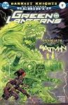 Green Lanterns (2016-) #17 - Sam Humphries, Blond, James Harren, Julio Ferreira, Eduardo Pansica