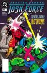 Justice League Task Force #28 - Christopher J. Priest, Ramon Bernado