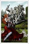 Tales from Wonderland, Volume 3 - Raven Gregory, Ralph Tedesco, Joe C. Brusha