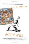 Act of Will - A.J. Hartley