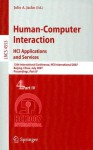 Human-Computer Interaction; HCI Applications and Services: 12th International Conference, HCI International 2007 Beijing, China, July 22-27, 2007 Proceedings, Part IV - Julie A. Jacko