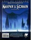 Call of Cthulhu Keeper's Screen - Christian Grussi, Charlie Krank, El Théo