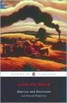 America and Americans and Selected Nonfiction - John Steinbeck, Jackson J. Benson (Editor), Susan Shillinglaw (Editor)