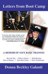 Letters from Boot Camp: A Memoir of Navy Basic Training - Donna Galanti