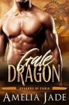 Gale Dragon (A BBW Paranormal Shape Shifter Romance) (Dragons of Cadia Book 1) - Amelia Jade
