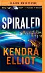 Spiraled (Callahan & McLane) - Kendra Elliot, Nick Podehl, Amy McFadden