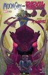 Moon Girl and Devil Dinosaur (2015-) #10 - Amy Reeder, Brandon Montclare, Amy Reeder, Natacha Bustos