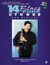 14 Blues & Funk Etudes: Bass Clef Instrument (Trombone, Electric Bass, String Bass, Tuba), Book & 2 CDs [With 2 CDs] - Bob Mintzer, Larry Clark