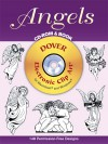 Angels CD-ROM and Book - Dover Publications Inc., Marty Noble
