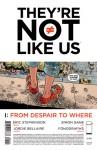 They're Not Like Us #1 - Eric Stephenson, Simon Gane, Jordie Bellaire