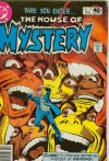 House of Mystery No 277 - February 1980 - Martin Pasko & Robert Kanigher, Bob Toomey, George Kashdan, Howard Chaykin, Mar Amongo, Nards Cruz & Joe Matucenio