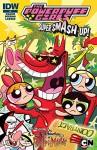 Powerpuff Girls Super Smash-Up #3 - Derek Charm, Rachael Deering