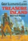 Treasure Island (Great Illustrated Classics) - Deidre S. Laiken, A.J. McAllister, Robert Louis Stevenson