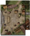 GameMastery Flip-Mat: Town Square - Jason Engle
