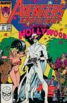 Avengers Spotlight #23 : Featuring Hawkeye and the Vision (Marvel Comics) - Howard Mackie, Al Milgrom