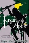 Tarzan of the Apes - Thomas Mallon, Edgar Rice Burroughs