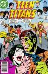 TEEN TITANS #48 (1st Appearance HARLEQUIN & BUMBLEBEE) - Bob Rozakis