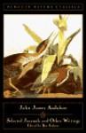 Audubon: Selected Journals and Other Writings - John James Audubon, Ben Forkner