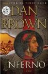 Inferno (Random House Large Print) - Dan Brown