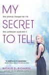 My Secret to Tell - Natalie Richards