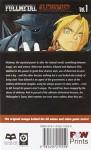Fullmetal Alchemist 1: The Land of Sand - Hiromu Arakawa