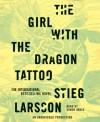 The Girl with the Dragon Tattoo - Simon Vance, Stieg Larsson