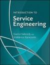 Introduction to Service Engineering - Gavriel Salvendy, Waldemar Karwowski