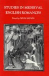 Studies In Medieval English Romances: Some New Approaches - Derek S. Brewer