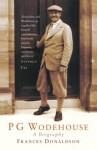 P G Wodehouse: A Biography - Frances Donaldson