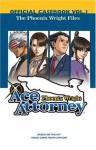 Phoenix Wright: Ace Attorney Official Casebook Vol.1 - The Phoenix Wright Files - Kenji Kuroda, Capcom