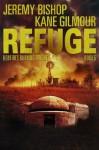 Refuge Book 5 - Bonfires Burning Bright - Jeremy Bishop, Kane Gilmour