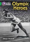 Olympic Heroes - Jillian Powell