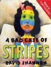 A Bad Case of Stripes: Now in Portuguese (MP3 Book) - David Shannon, Laura Termini