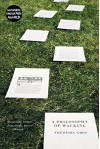 A Philosophy of Walking - Frederic Gros, Clifford Harper, John Howe