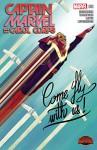 Captain Marvel and the Carol Corps (2015-) #2 - Kelly Thompson, Kelly Sue DeConnick, David López
