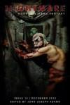 Nightmare Magazine, December 2013 - John Joseph Adams, SAM J MILLER, Connie Willis, Conrad Williams, David J. Schow, Lukasz Jaszak