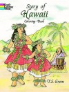 Story of Hawaii Coloring Book - Y.S. Green