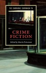 The Cambridge Companion to Crime Fiction - Martin Priestman