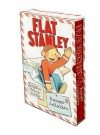 Flat Stanley: Bumper Collection - Flat Stanley, Invisible Stanley and Stanley in Space - Jeff Brown