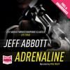 Adrenaline - Jeff Abbott, Kyle Riley, Whole Story Audiobooks