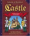 Castle: Medieval Days and Knights (A Sabuda & Reinhart Pop-up Book) - Kyle Olmon, Robert Sabuda, Matthew Reinhart, Kyle Olman, Tracy Sabin