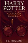 Harry Potter: La Colección Completa (Spanish Edition) - Olly Moss, J.K. Rowling