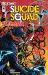 Suicide Squad New 52 #4 - Adam Glass
