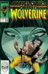 Marvel Comics Presents #3 : Wolverine, Man-Thing, Master of Kung Fu, & The Thing (Marvel Comic Book 1988) - Chris Claremont, Doug Moench, Steve Gerber, Al Milgrom, Al Milgrom, John Buscema, Tom Grindberg, Tom Sutton