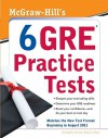 McGraw-Hill's 6 GRE Practice Tests - Christopher Thomas, Kathy Zahler