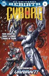 Cyborg (2016-) #6 - John Semper Jr., Guy Major, Ivan Nunes, Mike Choi, Will Conrad