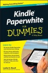 Kindle Paperwhite For Dummies (For Dummies (Computer/Tech)) - Leslie H. Nicoll